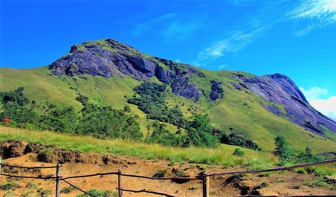 idukki hill station, anamudi peak, places to visit in kerala