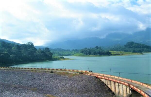 dams in idukki, anayirankal dam, places to visit in kerala