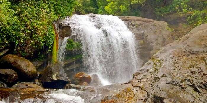 waterfalls in Idukki, attukal waterfalls, places to visit in kerala