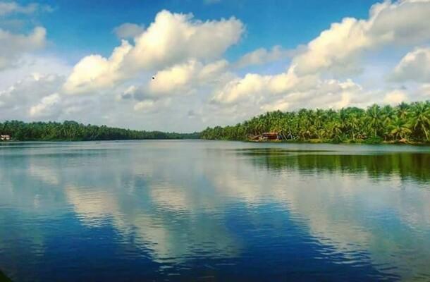 backwaters in Malappuram, places to visit in kerala, Biyyam kayal