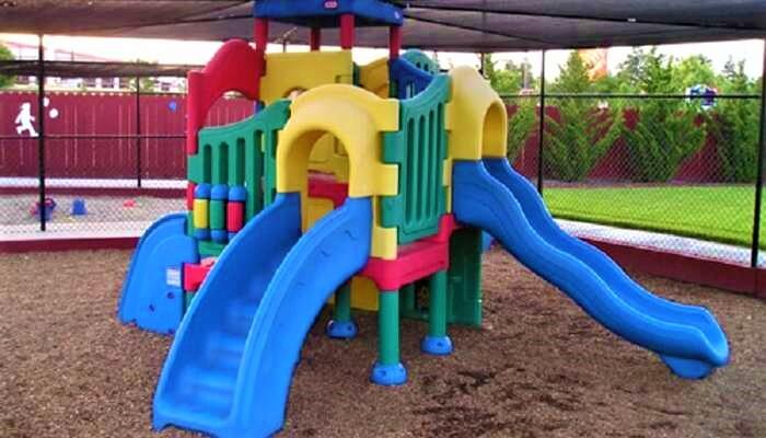 park in trivandrum, children's park