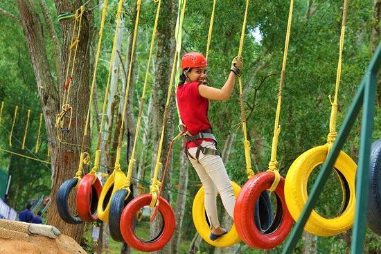 Parks in Idukki for Adventure