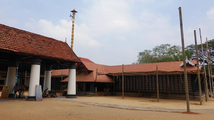 pilgrims in ernakulam, ernakulathappan temple
