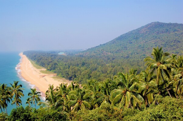 hill stations in Kannur, ezhimala, places to visit in kerala