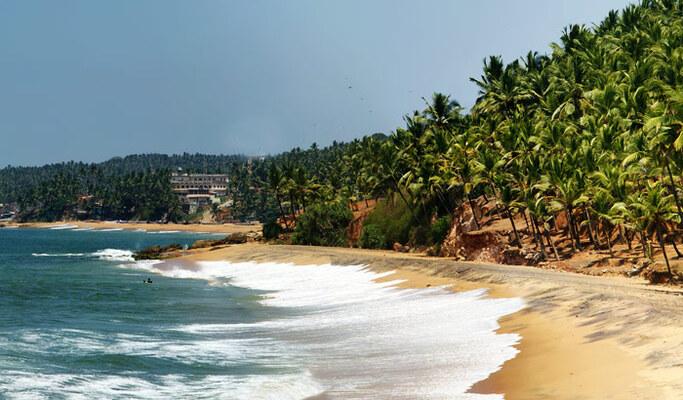 beaches in trivandrum, hawa beach
