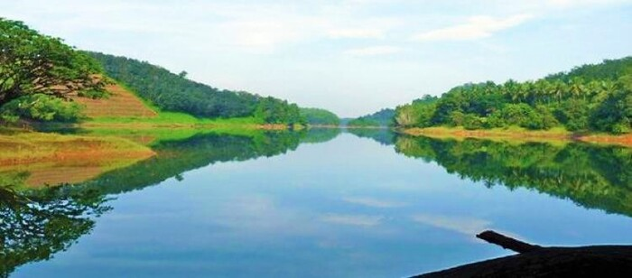 backwaters in kozhikode, kakkayam, places to visit in Kerala