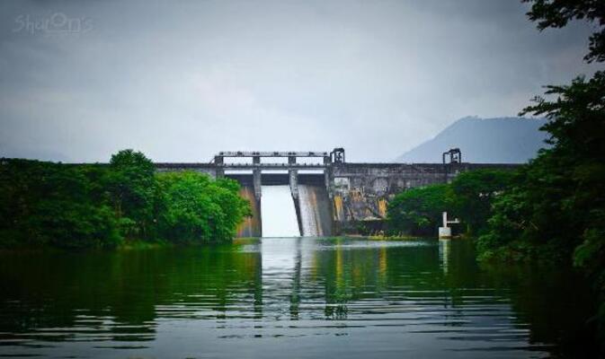 dams in palakkad, kanjirapuzha dam, places to visit in kerala