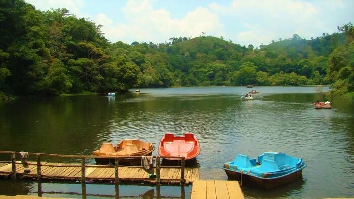 backwaters in wayanad, karlad lake, places to visit in kerala