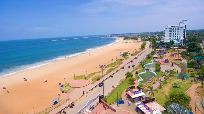 beaches in kollam, kollam beach, places to visit in kerala
