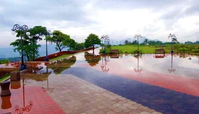 parks in malappuram, kottakkunnu