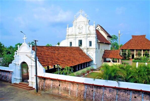 pilgrims in Kottayam, cheriyapally