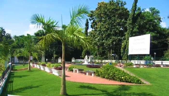 parks in trivandrum, kowdiar park