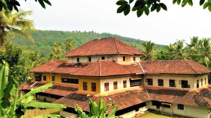 museum in Alappuzha, krishnapuram palace