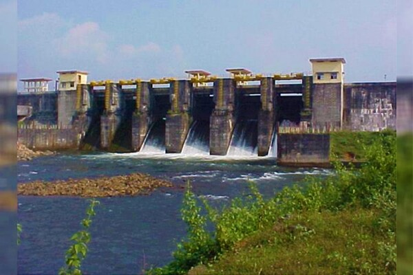 dams in idukki, malankara dam, places to visit in kerala