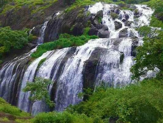 waterfalls in thrissur, places to visit in kerala, marottichal waterfalls