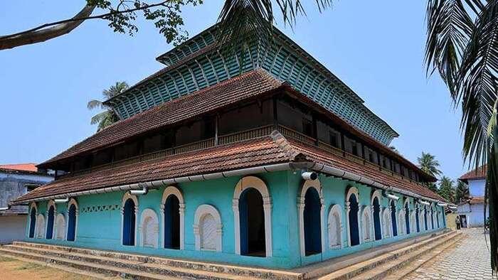 pilgrim center in Kozhikode, mishkal mosque