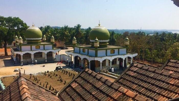 pilgrims in kasaragod, places to visit in kerala
