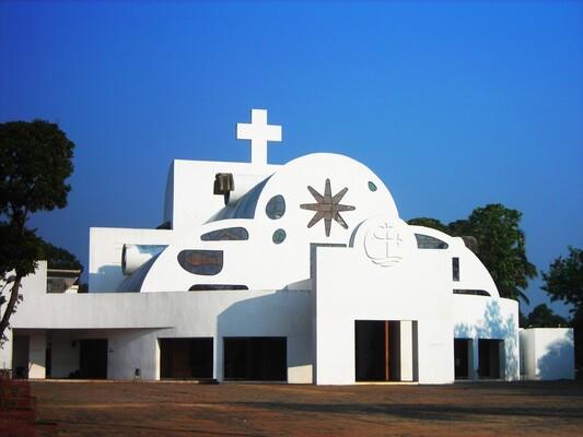 pilgrims in pathanamthitta, parumala church