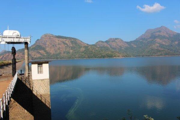 dams in palakkad, pothundi dam, places to visit in kerala
