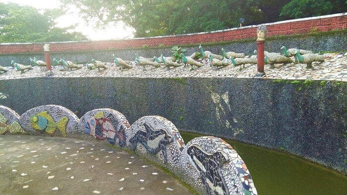 places to visit in palakkad, rock garden