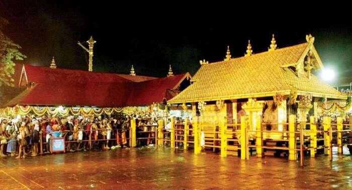Pilgrimage in Pathanamthitta