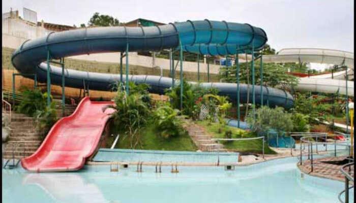 Kannur water park