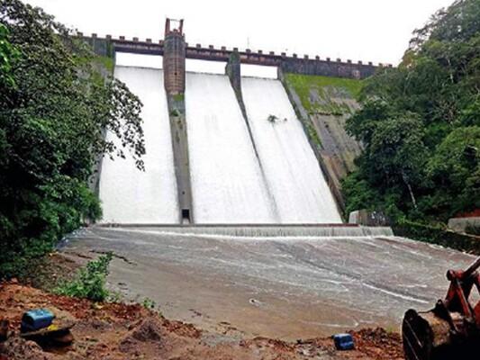 dams in palakkad, siruvani dam, places to visit in kerala