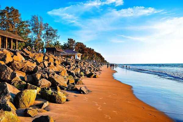 beaches in thrissur, snehatheeram beach