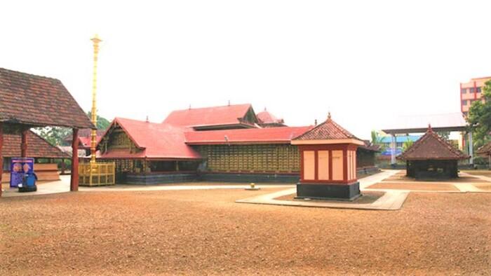 pilgrims in kottayam, thirunakkara mahadeva temple