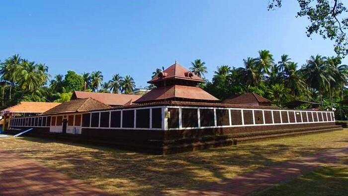 trichambaram temple, pilgrims in Kannur