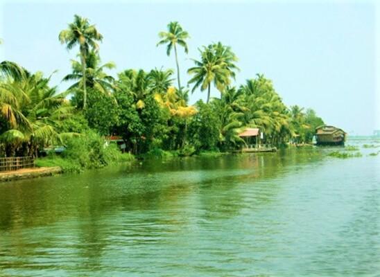 backwaters in kochi, vembanad lake, places to visit in kerala