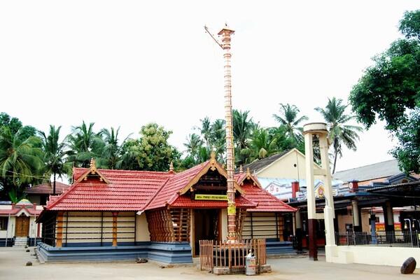 temples in palakkad, vadakkanthara temple