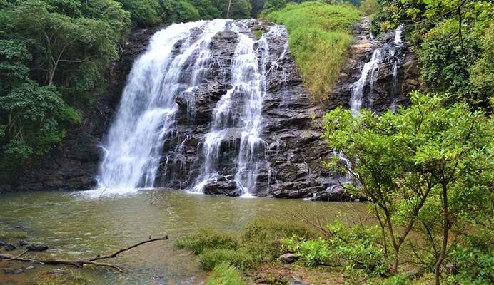 waterfalls in idukki, valara waterfalls, places to visit in kerala