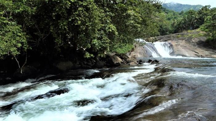 backwaters in malappuram, places to visit in kerala, adyanpara waterfalls