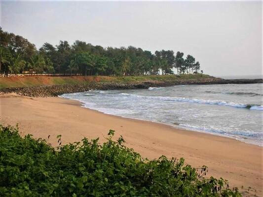 beaches in kannur, places to visit in kerala, kannur beaches, baby beach