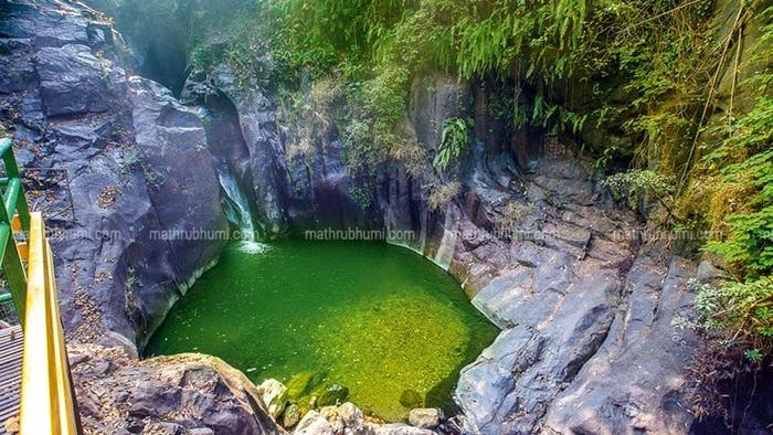Waterfalls and rivers in Malappuram