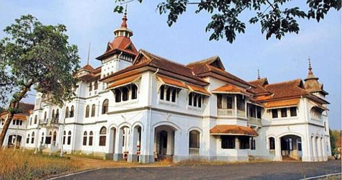 palaces in trivandrum, kowdiar palace