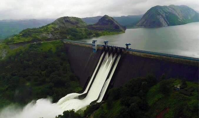 dams in idukki, mattupetty dam, places to visit in kerala