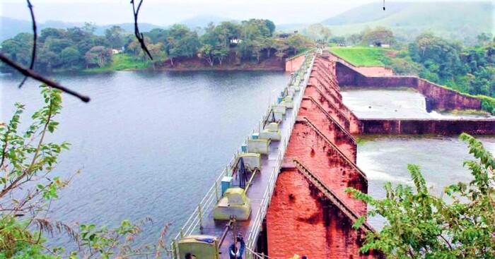 dams in idukki, mullaperiyar dam, places to visit in kerala