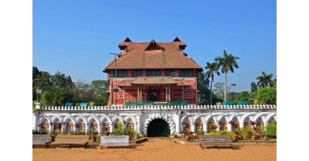 museum in trivandrum, napier museum